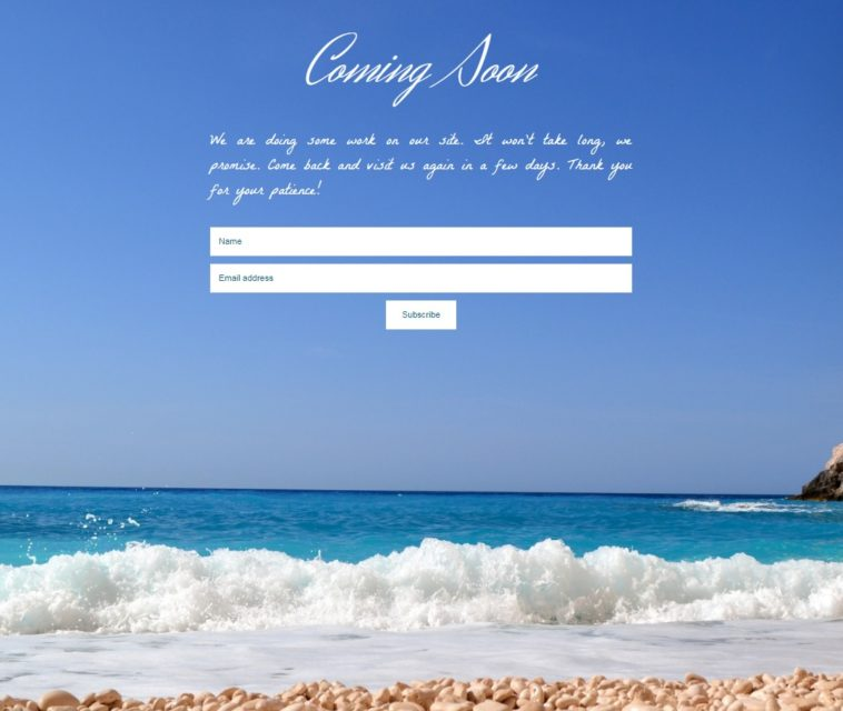 Create Excitement - Best 3 WP Coming Soon Page Plugin Reviews