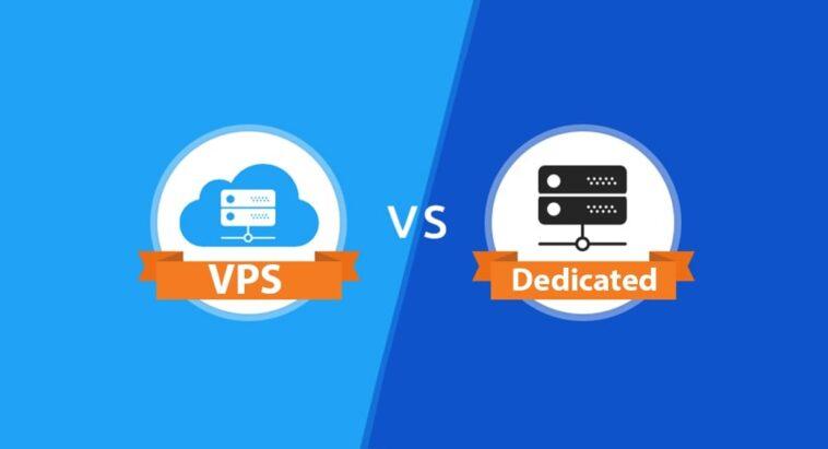 VPS Server and Dedicated Server