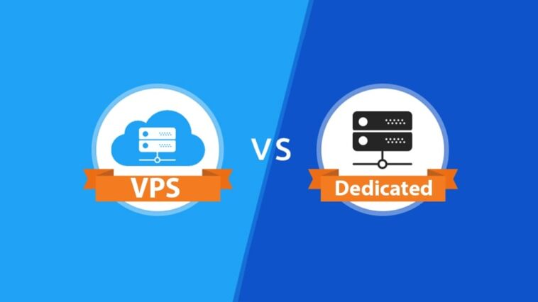VPS Server and Dedicated Server